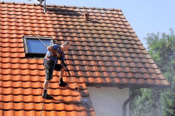 Ontmossen van daken prijs