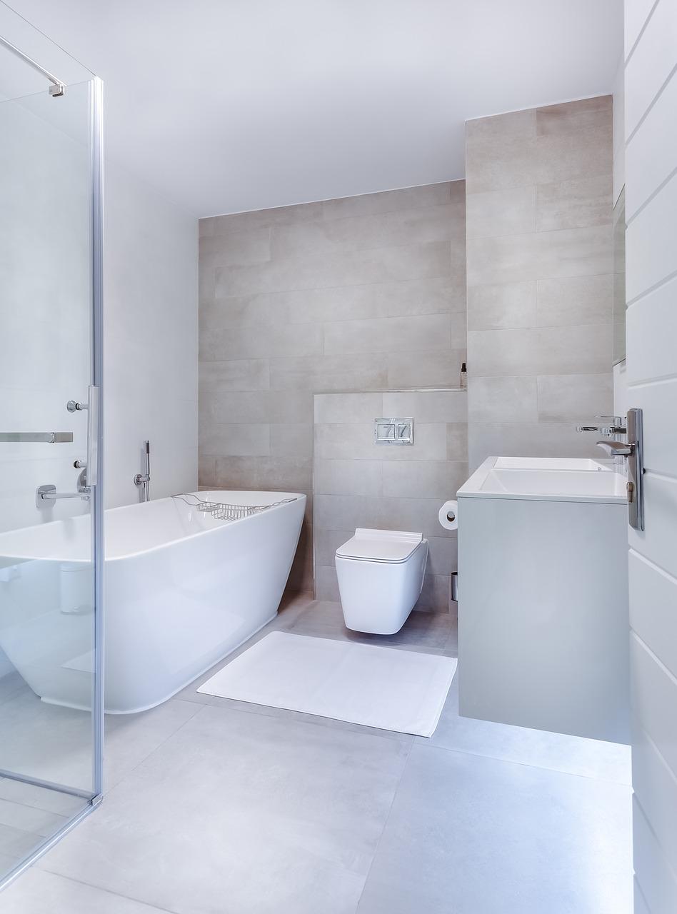 Schilderen badkamer